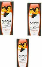 Kala Kola Hair Tonic Oil 100ml x 6 Bottles For Grey Hair And Natural Colour NEW