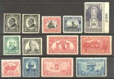 U.S. #611/650 Mint Nh - 1923-30 Issues ($115)