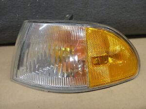 HONDA CIVIC SEDAN 92 93 94 95 CORNER LIGHT DRIVER LH LEFT OEM # 041-3968L
