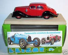 OLD RARE ELIGOR PANHARD DYNAMIC BERLINE 1937 TAXI REF 1006 1/43 IN BOX