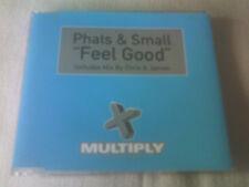 PHATS & SMALL - FEEL GOOD - 3 TRACK HOUSE CD SINGLE