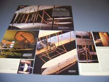 VINTAGE..WRIGHT FLYER..HISTORY/PHOTOS/DETAILS...RARE! (779K)