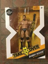 Mattel WWE Elite BOBBY ROODE NXT Figure Target Exclusive New Championship Debut