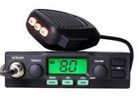 ORICOM  UHF028 UHF RADIO 80 CHANNEL 5 WATT INVEHICLE RADIO TRUCK CARS 4WD