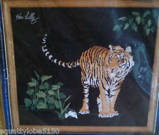 Tiger Cross Stitch Kit Signature Series Designs The Protector Nature's Window