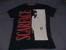 SCARFACE T SHIRT AL PACINO MICHELLE PFEIFFER ROBERT LOGGIA