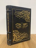 The Day of the Triffids by John Wyndham - Easton Press Leather - VG