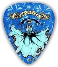 10 X Day of the Dead  Lot 5 ~ GUITAR PICKS ~ PLECTRUMS