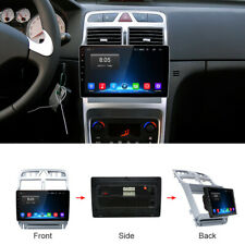 """9"""" Android 9.0 Car Multimedia Video Player GPS 2 + 32G For Peugeot 307 04 - 13"""