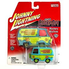 Johnny Lightning Hollywood Scooby-Doo The Mystery Machine Van Die Cast 1/64