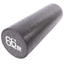 66fit™ EPP Foam Roller 15x45cm Physio Pilates Yoga Trigger Point Massage Therapy