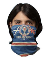 Glasgow 55 Champions Snood / Face Covering - 55 Champions Of Scotland 2021 Scarf