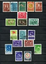 RUSSIA  EUROPE COLLECTION OF USEDSPORTS   STAMPS  LOT (RUSS  809)