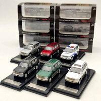 HIKASI Toyota Land Cruiser LC100 V8 VXR Limited Edition Diecast Models 1:64