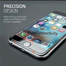 Apple Iphone 6s HD Vidrio Templado Vidrio templado con una Protector De Pantalla + Gel Estuche Gratis
