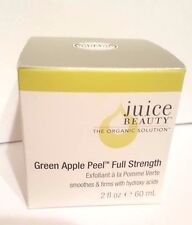 Juice Beauty Green Apple Peel Full Strength Full Size 2 oz NIB!