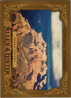 2016 Topps Allen and Ginter Natural Wonders Trading Card Pick