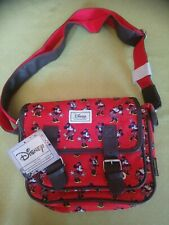 Sac à main femme fille rouge minnie new vintage original design Disney neuf