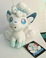 Pokemon Center Japan Official ALOLAN VULPIX PLUSH  MINT  USA Seller
