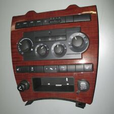 Jeep Grand Cherokee WK Klimabedienteil heater control climate Heizung
