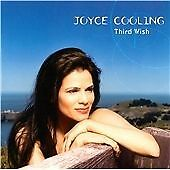Joyce Cooling - Third Wish (2001) CD MUSIC TRACK SONGS JAZZ 10 SONGS (KA) VOCALS