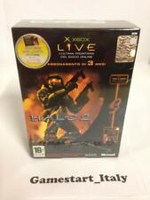 HALO 2 STARTER KIT LIMITED EDITION (XBOX) NUOVO SIGILLATO NEW PAL VERSION
