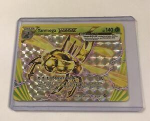 Pokemon Yanmega BREAK Steam Siege 8/114 Holo Mint