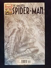 Marvel Amazing Spider-Man, Vol. 3 # 1 (1st Print) Alex Ross 1:300 Sketch Var.