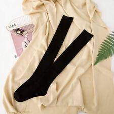 Womens Ladies Warm Cable Knit Over knee Long Boot Thigh-High Soft Socks Leggings