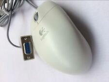 2D RS-232 9pin Serial mouse Com Port Trackball Industrial Mechanical wired mice