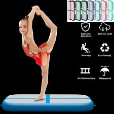 100x60x 10/20CM Gymnastik Air Block Gym Tumbling Block MIni Track mit Pumpe DE
