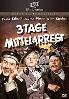 Drei Tage Mittelarrest - Heinz Erhardt - 3 Tage Mittelarrest - Filmjuwelen DVD