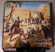 Airfix Sahara HO Scale Playset no. 1684 298 Sahara Fort French Foreign Legion