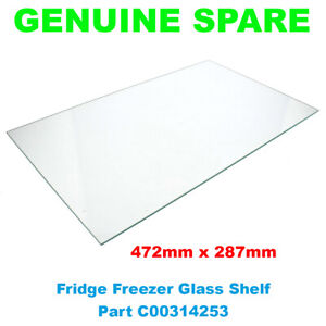 IGNIS APFF50/3 ARL756/G ARL757 ARL757/B ARL757/G Fridge Freezer Glass Shelf