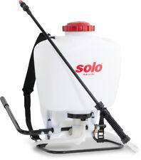 Model 425 Solo Backpack Sprayer Piston Pump 4 Gal.