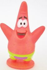 *PATRICK Figure SPONGEBOB SQUAREPANTS Nickelodeon PVC TOY Cake Topper FIGURINE!*