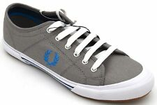 FRED PERRY MAN SNEAKER SHOES CASUAL FREE TIME CODE VINTAGE TENNIS CANVAS B4249