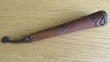 USED SADDLERS LEATHER WORKERS  LEATHER CRAFT  PRICKING WHEEL NO 12 J DIXON & SON