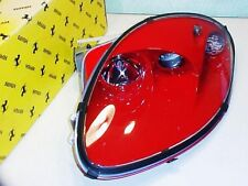 Ferrari 360 Headlight_Lamp_Left Side_Red_Rossa Corsa_Bulbs_Hella_OEM