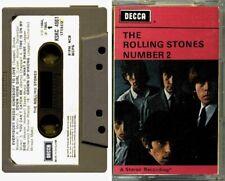 The Rolling Stones - No. 2  MEGA RARE Original England UK Cassette (Mint!)