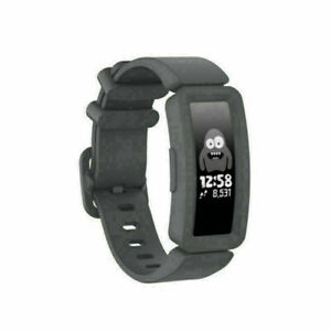 Band Strap Wristband Sport Watch Wrist Silicone Kids For Fitbit Ace 2 Inspire HR