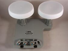 DISH NETWORK PRO PLUS TWIN DPP HD LNB 1000.2 EA FOR 61.5 and 72 EASTERN NEW!!!