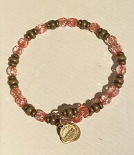 66 Pink Beaded Wrap Bracelet Lovely Alex And Ani Vintage