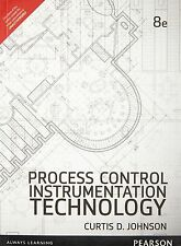 Process Control Instrumentation Technology by Curtis D. Johnson