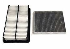 COMBO SET Engine&Carbonized Cabin Air Filter For CX-7 Mazdaspeed Mazda6 turbo!!