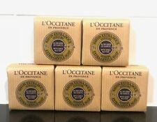 5 x L'Occitane Verbena Soap with Shea Butter 50g