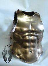 16ga steel Medieval Knight Musculata Muscle Cuirass Warrior Breastplate