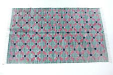 Cream Oriental Traditional Large Area Rug Carpet Distressed