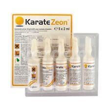 Insecticide KARATE Zeon 5x2ml For Vegetables,Fruit Trees,Vine-yard Syngenta
