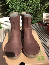El Naturalista Ankle Boots Rice Field Pleasant Brown 39